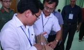 Sai phạm điểm thi THPT tại tỉnh Hòa Bình được thực hiện có ý đồ, tổ chức