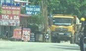 CSGT Bắc Giang, Thái Nguyên xử lý triệt để xe quá khổ, quá tải sau khi Pháp luật Plus phản ánh