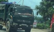CSGT tỉnh Thái Nguyên xử nghiêm xe quá tải trên QL37 sau khi Pháp luật Plus thông tin