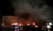 Quảng Nam: Hơn 5 tiếng chìm trong biển lửa, xưởng gỗ 1.200m2 bị thiêu rụi