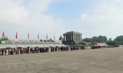 Hơn 38.600 lượt người vào lăng viếng Bác dịp kỷ niệm Quốc khánh 2/9