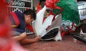Nghệ nhân nhí ở Hà Nội làm đầu sư tử dịp Tết Trung thu