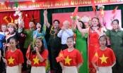 Tổng Bí thư, Chủ tịch nước dự ngày hội đại đoàn kết toàn dân tộc
