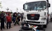 Nếu gặp tai nạn giao thông - Xe ô tô container cần quãng đường bao xa để phanh dừng?