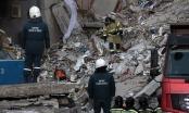 Sập chung cư ở Nga: Số người chết tăng lên 27