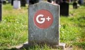 Mạng xã hội Google+ khai tử lặng lẽ
