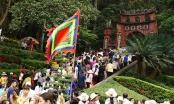 Hàng triệu lượt người đã đổ về Đền Hùng bái Tổ