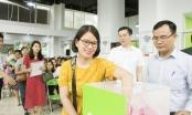 Bốc thăm căn hộ EcoHome 3: Ngày hội vui của nhiều người dân Thủ đô