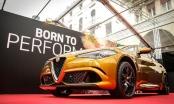 Chiêm ngưỡng siêu xe Alfa Romeo Giulia với màu sơn Ochre cực chất