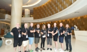 """Đội Ý và Phần Lan đã tới Đà Nẵng, chuẩn bị kể chuyện """"Tình yêu"""" tại Lễ hội pháo hoa quốc tế Đà Nẵng"""