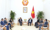 Thủ tướng tiếp Bộ trưởng Ngoại giao và Hợp tác Timor - Leste
