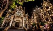 Bà Nà đêm đẹp kỳ diệu nhờ những thay đổi từ đơn vị thiết kế chiếu sáng cho nhà thờ Đức Bà Paris