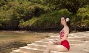 Mặc kệ dù đã U50 Hoa hậu đền Hùng Giáng My vẫn tung ảnh bikini khiến thanh niên mê mệt