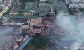 Cháy nhà máy Rạng Đông: Phát lộ việc xin chuyển đổi đất không thành