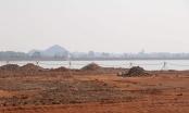 Ninh Bình: Lợi dụng thực hiện dự án công ty PV-Inconess san lấp trái phép lòng hồ Yên Thắng