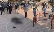 Hà Nội: Nam sinh rơi từ tầng 13 xuống đất tử vong