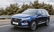 Bảng giá xe Hyundai tháng 1/2020: Santa Fe giảm giá 50 triệu