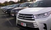 Toyota triệu hồi gần 2 triệu xe do nguy cơ chết máy đột ngột