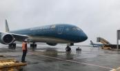 96 người Việt về nước trên 2 chuyến bay đáp xuống Vân Đồn, Quảng Ninh