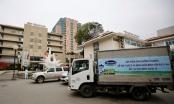 """Vinamilk """"cấp tốc chi viện"""" gần 150 nghìn sản phẩm sữa dinh dưỡng tới bệnh viện Bạch Mai"""