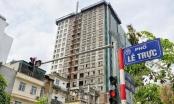 UBND TP Hà Nội đốc thúc xử lý vi phạm công trình 8B Lê Trực