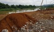 Lạng Sơn: Đất dự án đang đấu thầu, công trình xây dựng xuất hiện ầm ầm