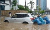 Làm gì khi ô tô chết máy do bị ngập nước