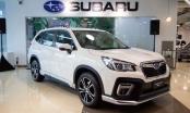 Subaru Forester bất ngờ giảm giá sâu