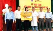 Tập đoàn T&T Group trao tặng hệ thống X-Quang kỹ thuật số hỗ trợ cho huyện Thăng Bình phòng chống dịch COVID-19