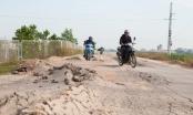 Đường gom cao tốc Bắc Giang - Lạng Sơn xuống cấp: Chất lượng thi công kém hay vì lý do nào khác?