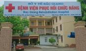 Công ty Thiết bị Y tế Nguyên Hồng Việt Nam nhà thầu ruột của Bệnh viện Phục hồi chức năng Bắc Giang