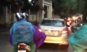 Phòng CSGT Hà Nội xử phạt lái xe ô tô từ tin báo Facebook