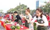 Bắc Giang: Thi gói bánh chưng, nét đẹp độc đáo ở huyện Hiệp Hoà