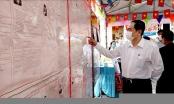 Phó Chủ tịch Thường trực Quốc hội Trần Thanh Mẫn bỏ phiếu bầu cử tại thành phố Cần Thơ
