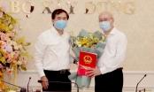 Bổ nhiệm ông Nguyễn Thái Bình làm Tổng biên tập Tạp chí Xây dựng