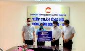 Tập đoàn Sun Group ủng hộ Thanh Hóa 10 tỷ đồng cho Quỹ phòng chống dịch Covid-19