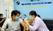 Sáng 13/8, TPHCM có quận đầu tiên hoàn thành tiêm vắc xin Covid-19 mũi 1