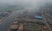 Sông Cầu ô nhiễm, tỉnh Bắc Ninh xử lý loạt doanh nghiệp sản xuất, tái chế giấy