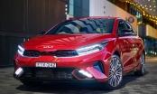 Kia Cerato 2022 bán tại thị trường Việt Nam với 4 phiên bản, thay đổi tên gọi thành K3
