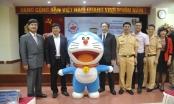 """Cuộc thi sáng tác khẩu hiệu: """"Doraemon với An toàn giao thông"""" tại Việt Nam năm 2016"""