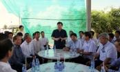 Phó Thủ tướng Trịnh Đình Dũng làm việc về các giải pháp thúc đẩy sản xuất tôm