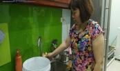 Hà Nội: Cư dân Rice City Linh Đàm khốn khổ vì mất nước kéo dài