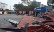 Dự án Công viên Cầu Giấy: Tổ chức phá dỡ công trình sai phép