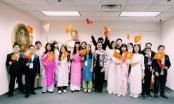 Đoàn học sinh đầu tiên thăm Phái đoàn Ngoại giao Việt Nam tại Liên Hợp Quốc