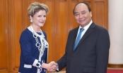 Thủ Tướng Nguyễn Xuân Phúc tiếp Quốc Vụ Khanh, Chủ nhiệm Ủy ban Nhà nước về Kinh tế Thụy Sĩ