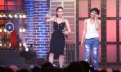 Những khoảnh khắc đáng yêu của Ngọc Trinh ở trên sân khấu