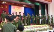 Bắc Giang: Hơn 1.000 cử tri là cán bộ, chiến sĩ lực lượng Công an đi bỏ phiếu