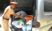 Công an Bắc Giang bắt giữ hơn 400 kg nội tạng, đã bốc mùi hôi thối
