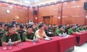 Công an quận Thanh Xuân tăng cường đảm bảo an toàn trật tự dịp Quốc khánh 2/9
