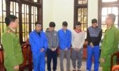 Tụ tập đánh bạc tại quán cà phê, 9 đối tượng bị bắt giữ